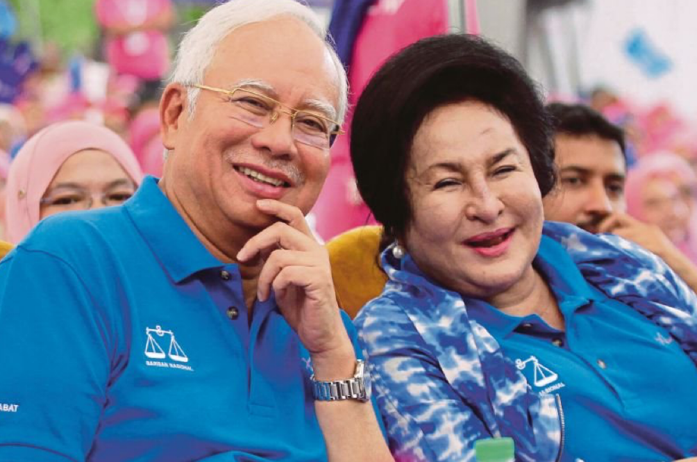 Najib And Rosmah To Be Featured In Netflix Investigative Series | News | Rojak Daily