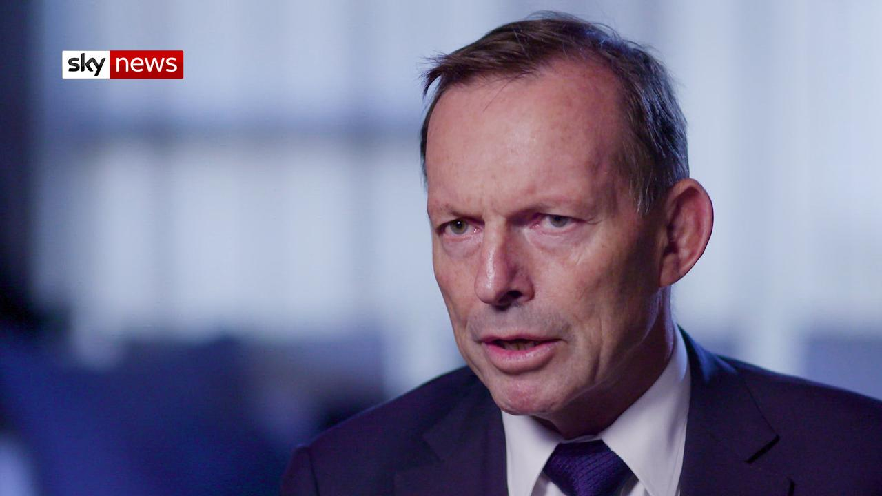 Tony Abbott told 'early on' MH370 pilot had committed mass murder