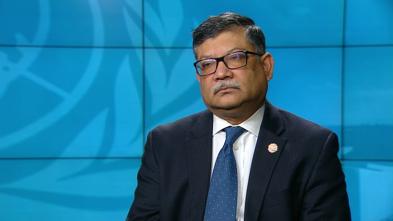 UN Ambassador Masud Bin Momen interviewed on International Mother Language Day - Permanent Mission of the People's Republic of Bangladesh to the United Nations
