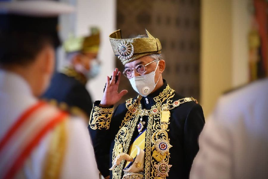 Agong recovering well post treatment