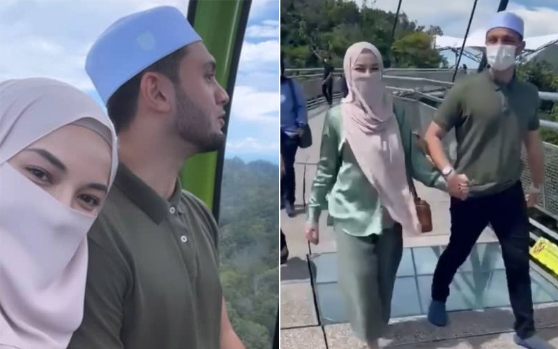 Neelofa and hubby face action over 'Langkawi holiday' | Free Malaysia Today (FMT)