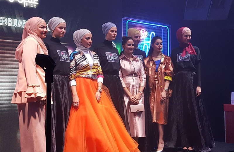 Image result for tudung zouk